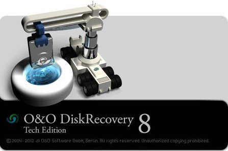 O&O DiskRecovery 8.0 Build 335