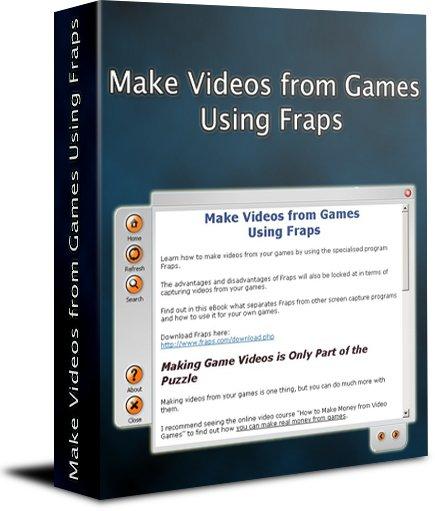 Fraps 2.9.6 - программа для записи видео из игр , картинка номер 84717.