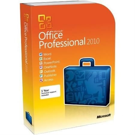 Microsoft Office Professional Plus 2010 Final (Retail) x86 Russian (MSDN) + Активация
